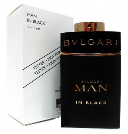 Bvlgari Man In Black TESTER