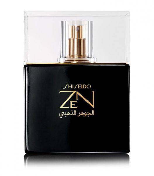 Shiseido Zen Gold Elixir 2018 TESTER